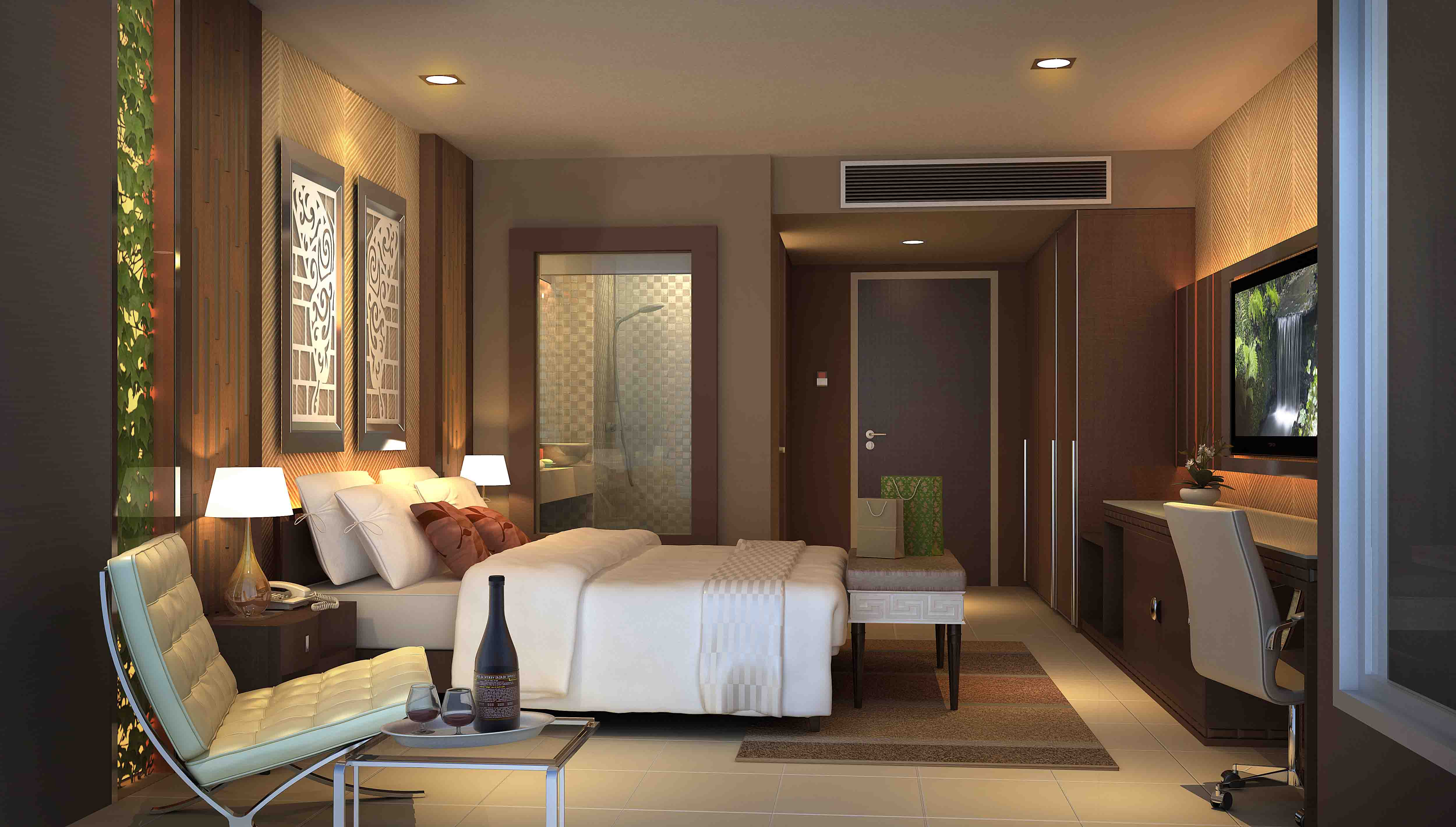 Tamansari papilio harmony of life and investmnet for Apartment design jakarta